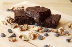 Vegan and Gluten free Brownies